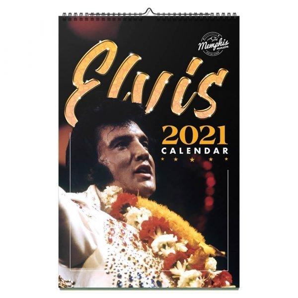 2021 Elvis kalender